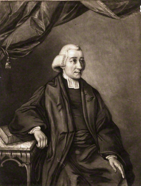 controversy between augustus toplady and john wesley