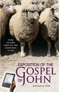 Exposition of the Gospel of John (eBook) | Monergism