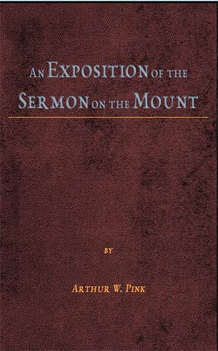 An exposition of the sermon on the mount ebook monergism an exposition of the sermon on the mount ebook fandeluxe Gallery
