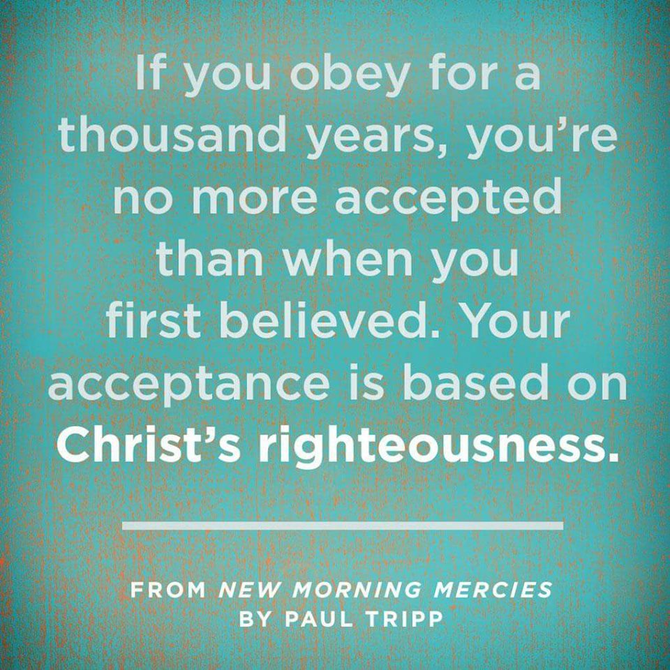 If you obey for a thousand years.
