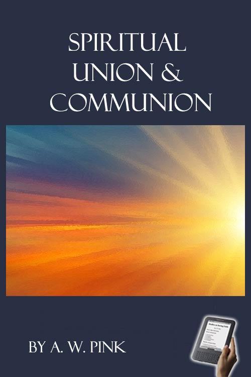 Spiritual Union & Communion (eBook)