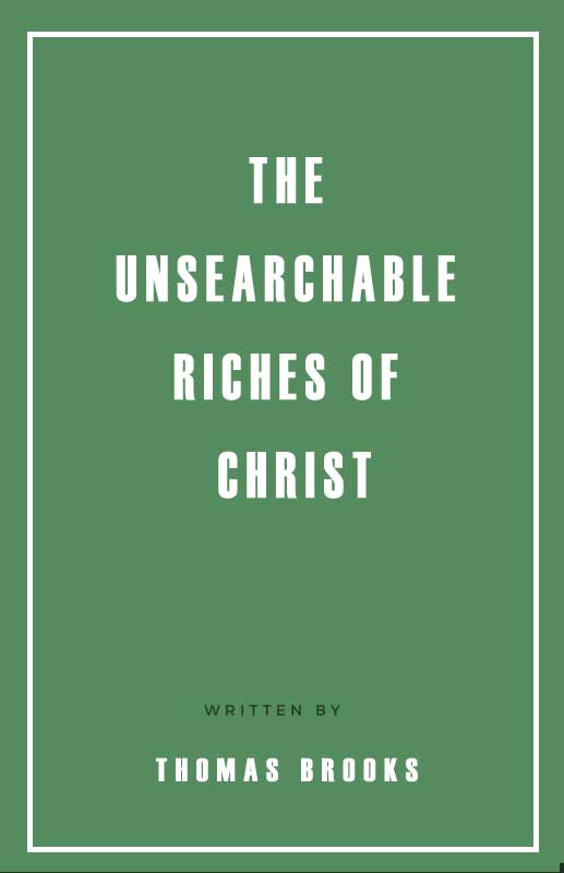 The unsearchable riches of christ ebook monergism in epub bi pdf formats fandeluxe Choice Image